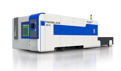 FiberBlade IV激光切割机