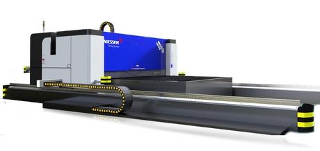 大幅面光纤激光切割机