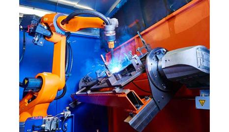 机器人焊接——机械设备-割草机