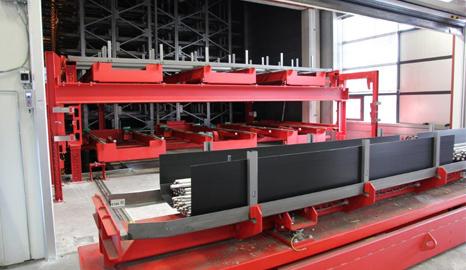 橋式自動倉儲系統