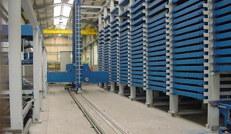 條狀自動倉儲系統